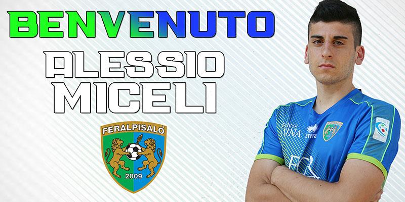 FERALPISALÒ - UFFICIALE: Alessio Miceli è verdeblu!